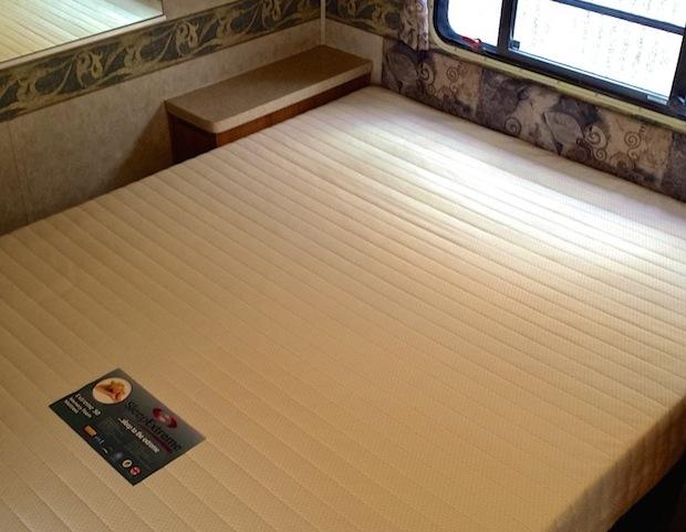 Made To Measure Mattress For Caravans Boats Motorhomes