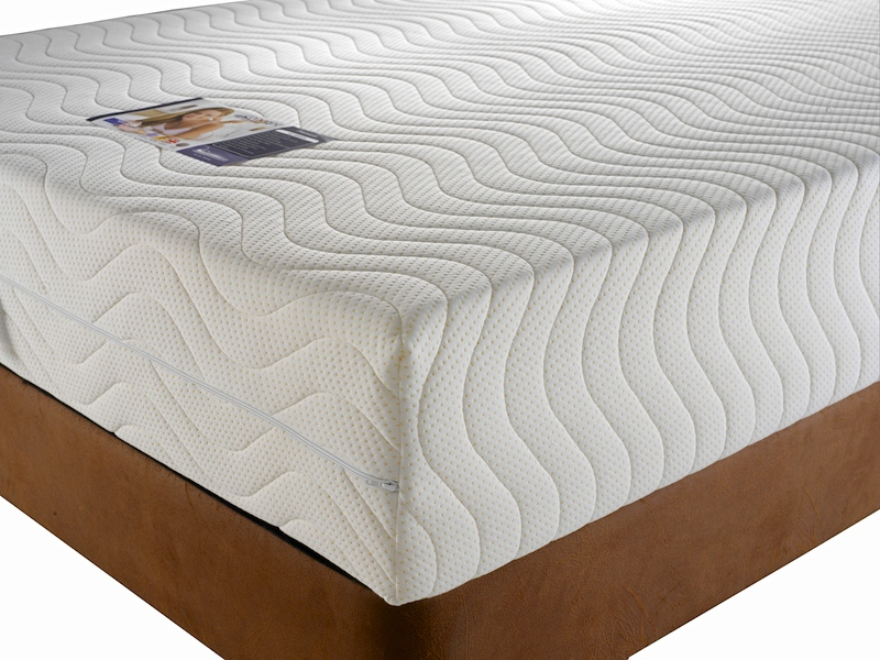 Premium Memory Foam Mattress Extreme 25 40 50 Trusleep concept Dual layer Custom Size Made to Measure Standard Size 2ft6 3ft 4ft 4ft6 5ft 6ft European single double king small super