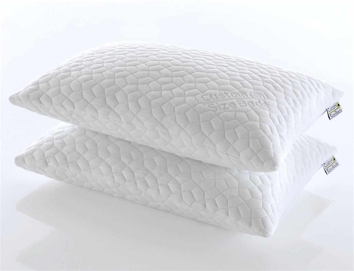 Memory Foam Flake Pillow S