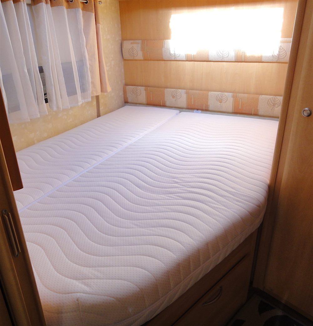 Premium Memory Foam Mattress Diagonal Corner Cut Away With Split Custom Size Beds Made To