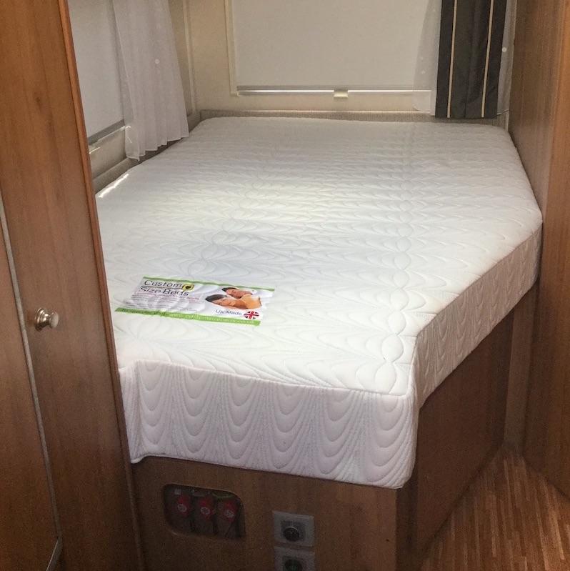 Custom Size Memory Foam Mattress: CoolBlue Memory Foam Mattress
